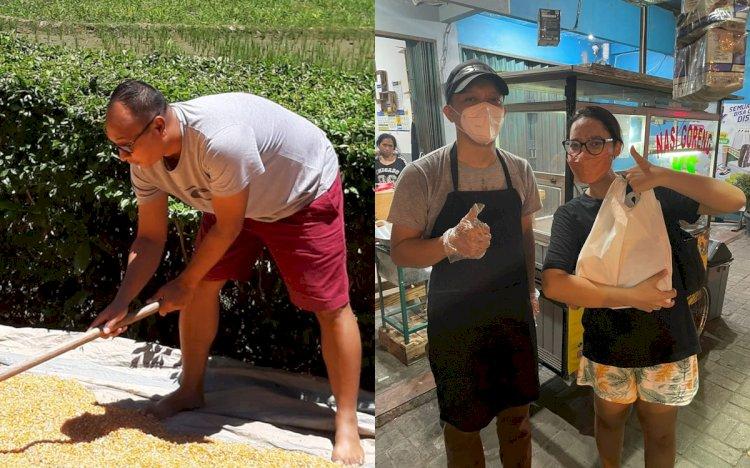 Potret Mantan Pegawai KPK, Pulang Kampung dan Pilih Jadi Petani hingga Penjual Nasi Goreng
