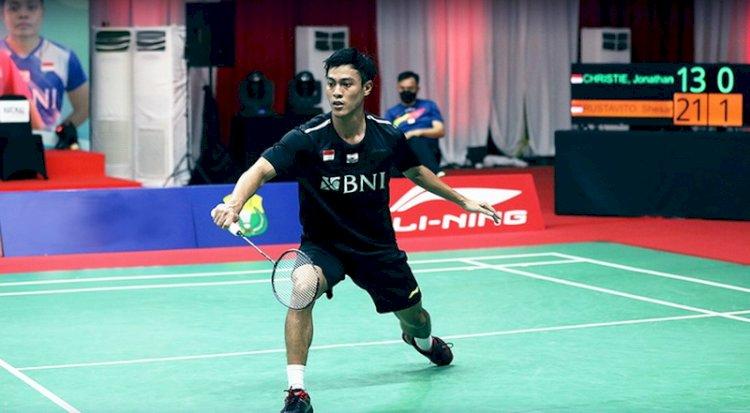 Piala Thomas: Indonesia Bersusah Payah Kalahkan Thailand 3-2