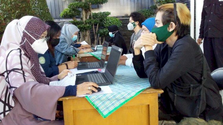 Kabupaten Bogor Butuh 1,7 Juta Vaksinasi untuk Turun ke Level 2