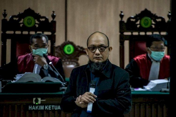 Belum Menyerah Pasca di Non-aktifkan dari KPK, Novel Baswedan: Ini Tidak Boleh Dimaklumi
