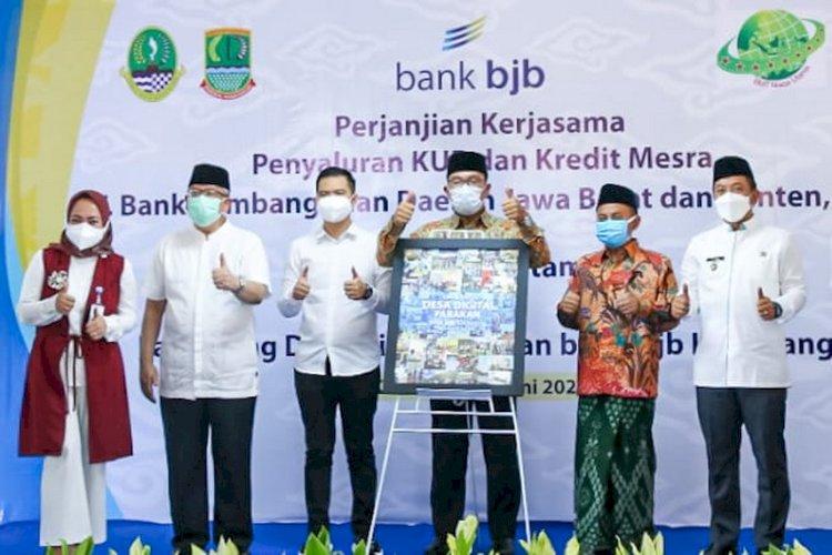 Kredit Mesra bank bjb Turut Berkontribusi Bantu Warga Karawang Terhindar dari Jeratan Rentenir
