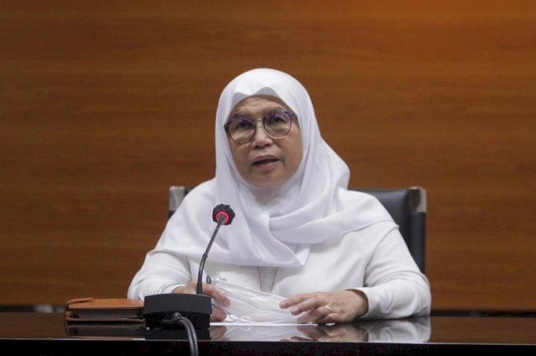 ICW Desak Lili Pintauli Dijadikan Saksi dalam Sidang Kasus Suap Jual-Beli Jabatan di Tanjungbalai