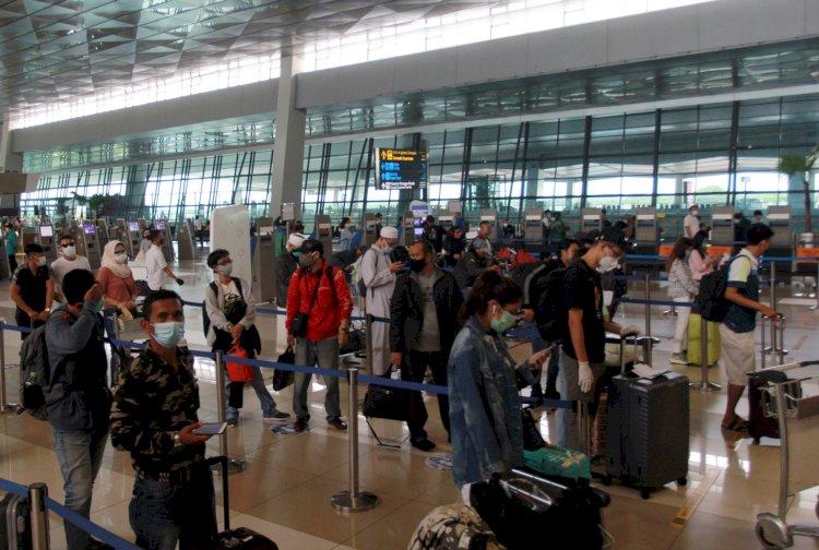 Penerbangan Internasional Dibuka, Skrining Penumpang Diperketat