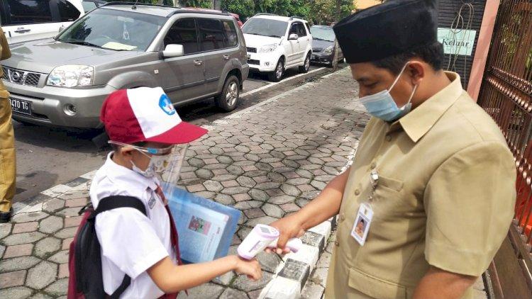 Uji Coba PTM 36 SD Negeri dan Swasta di Kota Bogor Dimulai Pekan Ketiga Oktober