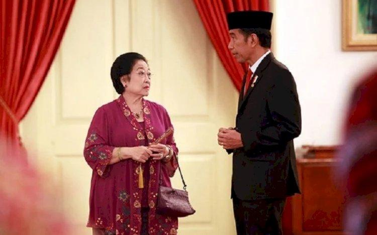 Siang Ini, Jokowi Lantik Megawati Jadi Ketua Dewan Pengarah BRIN