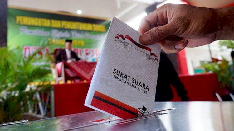 Lebih dari 4.000 Personel Gabungan Siap Amankan Pilkades Serentak di Cirebon
