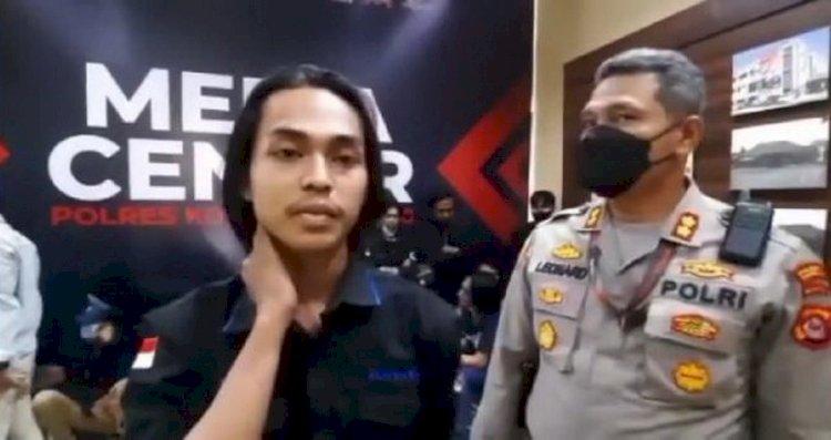 Kapolda Banten hingga Bupati Tangerang Minta Maaf Terkait Oknum Polisi yang Banting Peserta Demo