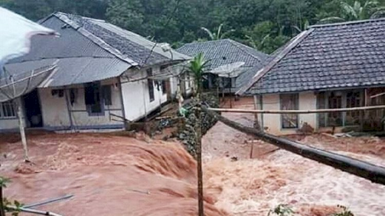BPBD: 26 dari 32 Kecamatan di Cianjur Berstatus Rawan Bencana