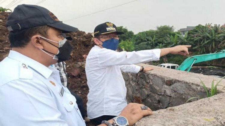 Pemkab Bekasi Intensifkan Pengerjaan Normalisasi Pengendalian Banjir