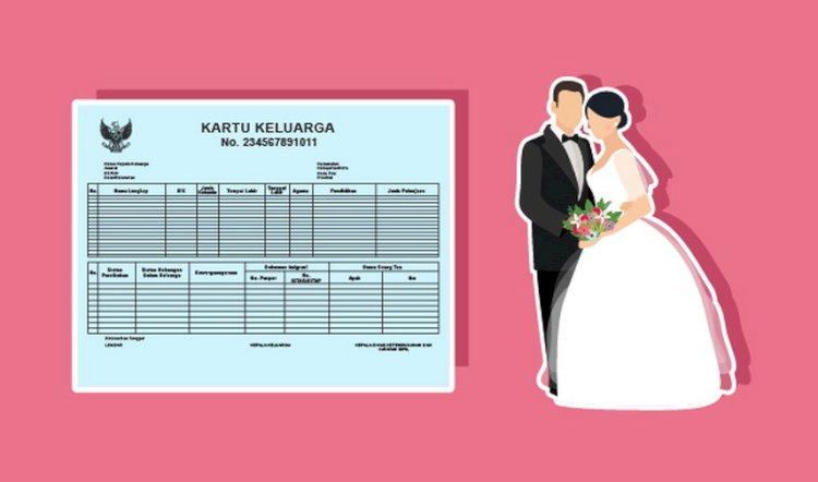 Dukcapil  Fasiltasi Pencatatan Pernikahan Poligami Jadi Satu KK, Ini Penjelasannya