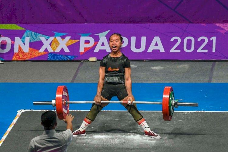 Rekor dan Sejarah Atlet Jabar di PON XX Papua 2021