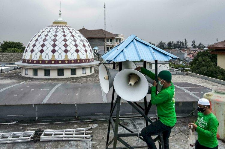 Kencangnya Volume Spekar Masjid di Indonesia Ramai Dibahas Media Asing, Ini Kata MUI dan Wagub DKI